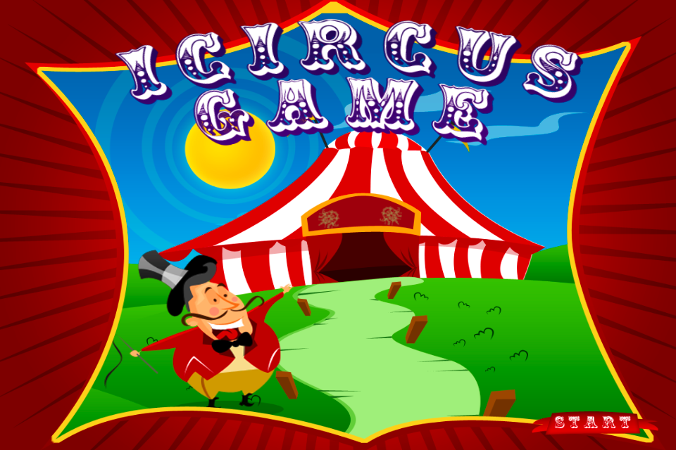Screenshot iCircus Extravaganza Game HD Lite