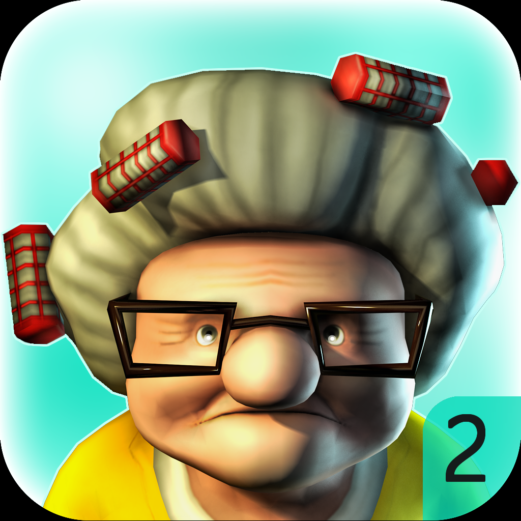 Gangster Granny 2: Madness iOS